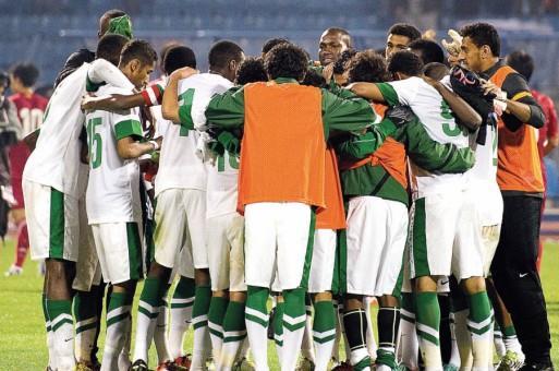 المنتخب السعودي يتقدم للمركز تصنيف