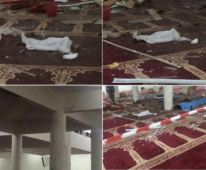6- مسجد المشهد بنجران: