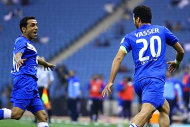 الشلهوب والقحطاني يدعمان الهلال في البطولة العربية بمصر