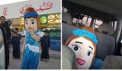 جدل واسع بعد اعتقال هيئة الرياض لـ دمية.. ومصدر يكشف تفاصيل الواقعة