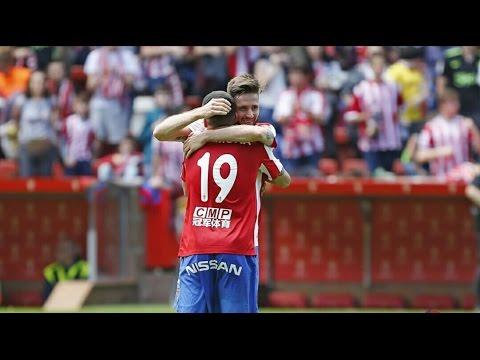 سبورتنج خيخون (1 - 0) لاس بالماس الدوري الاسباني