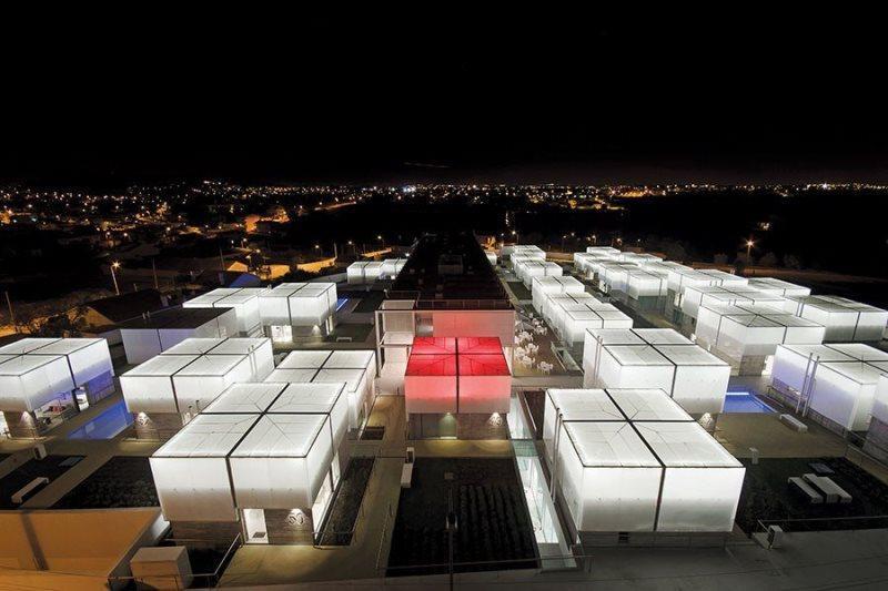 """9- مجمع """"ألكابيداش سوشيال""""، البرتغال:"""