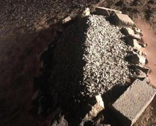 العثور على قبر غامض في صحراء عفيف.. ومواطن يتقدم للجهات الأمنية ليكشف حقيقته