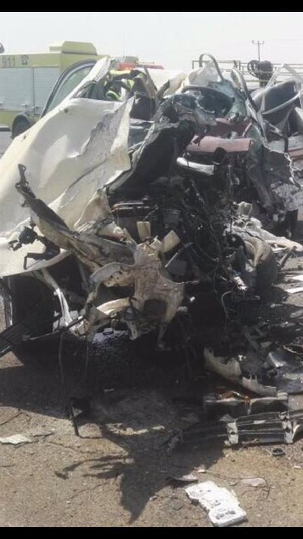 مصرع طالب في حادث مروع على طريق رنية - الخرمة