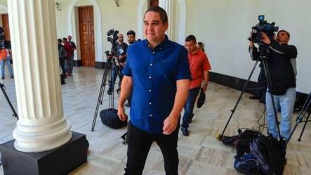 ابن رئيس فنزويلا يظن البيت الأبيض بنيويورك وهي العاصمة