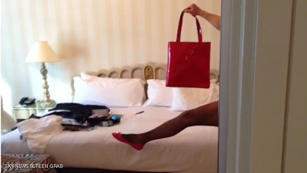 برانسون نشر مقطعا مصورا يظهر ساقه بعد التعديل