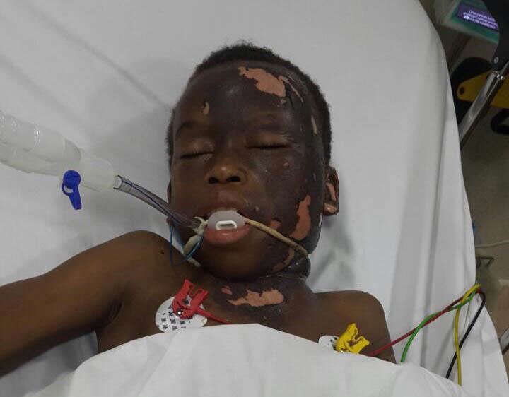 """""""الكهرباء"""": صعق خطوط الضغط العالي لطفل جازان وقع بسبب تعدي صاحب المنزل على حدود الشبكة"""