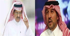 ممدوح بن عبدالرحمن وعدنان جستنيه