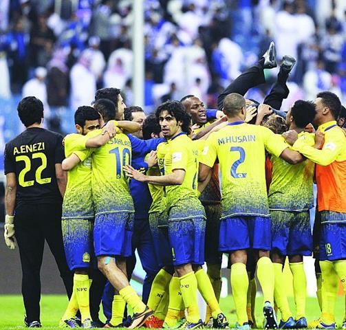 النصر يتأهل دوري الثمانيه بكأس العهد تغلبه نجران بوابة 2013 73d6dabe-a814-4b3f-8