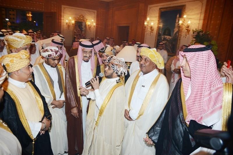صور نادرة ترصد أبرز المحطات في حياة الملك سلمان