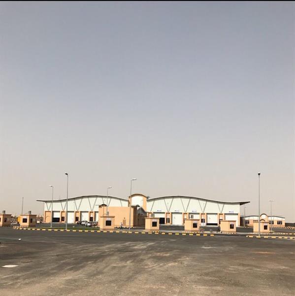 محطة الفحص الدوري الجديدة على طريق ديراب بالرياض