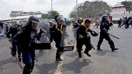 مقتل خمسة بانفجار في تايلاند