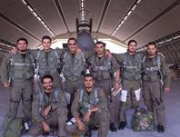 """الطيارون السعوديون الذين نفذوا هجمات ضد تنظيم """"داعش"""" في سوريا"""