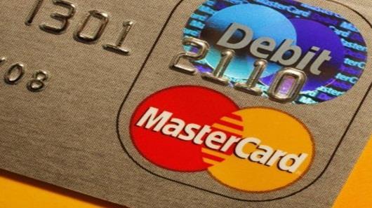 شركة البطاقات الائتمانية ماستر كارد