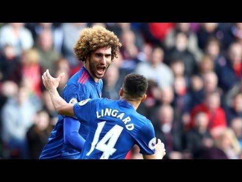 ميدلسبره ( 1 - 3 ) مانشستر يونايتد الدوري الانجليزي الممتاز