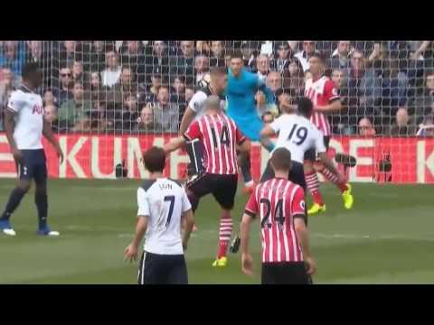 توتنهام هوتسبر ( 2 - 1 ) ساوثمبتون الدوري الانجليزي الممتاز