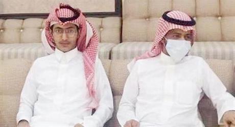 خالد الشهراني بتيرع  بإحدى كليتيه لشقيقه الأكبر