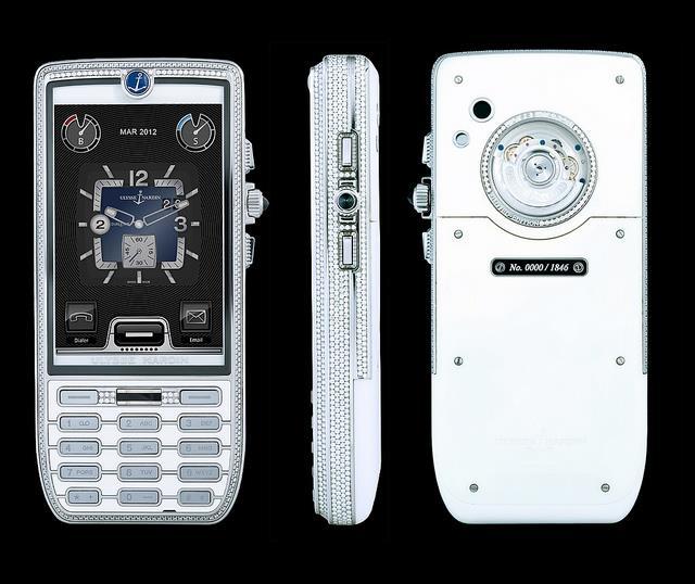 اغلى خمسة هواتف ذكية في العالم