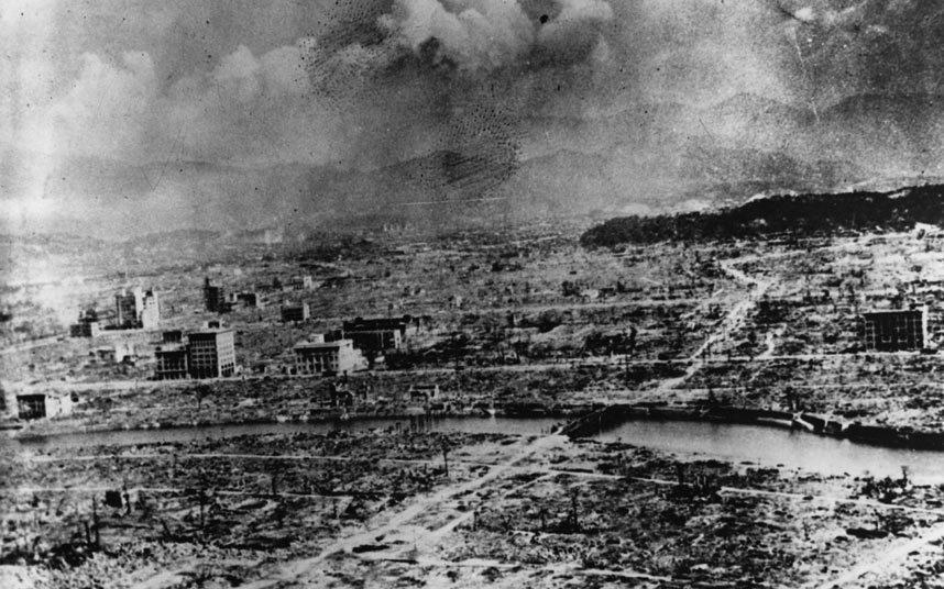 """2-نجازاكي ــ اليابان:  وفي التاسع من أغسطس/آب عام 1945 أي بعد ثلاثة أيام فقط من تفجير """"هيروشيما"""" قامت قوات الحلفاء بإلقاء قنبل"""