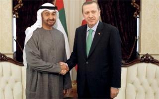 عبدالله بن زايد-اوردوغان