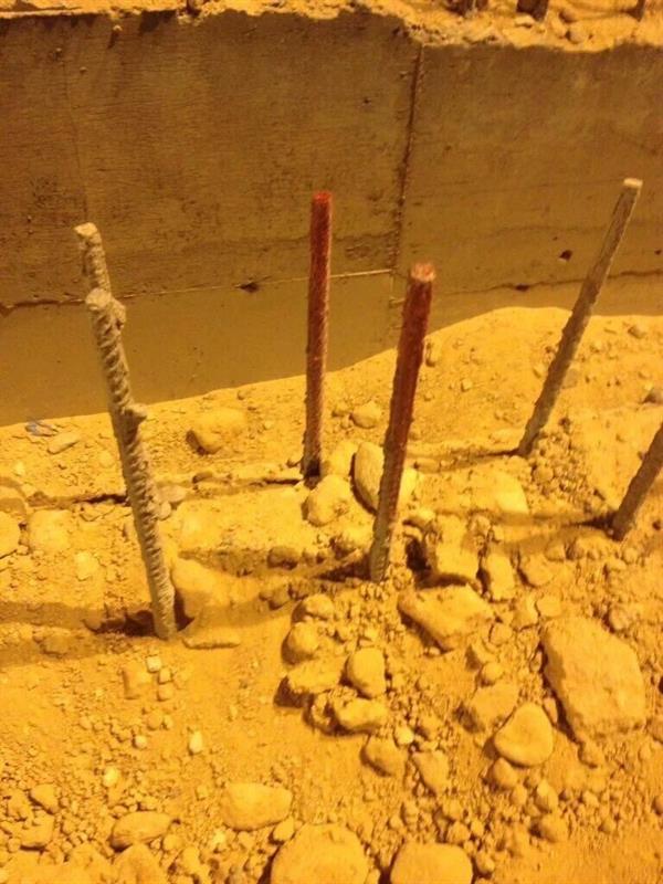 وفاة طفل سقط على أسياخ مشروع لتصريف المياه بحفر الباطن
