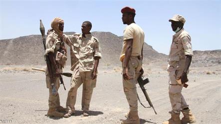 جنود سودانيون مشاركون في التحالف العربي باليمن