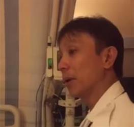 بالفيديو.. ممرض فلبيني يرفه عن المرضى بمحاكاة لهجة محلية