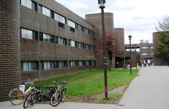"""جامعة """"ساني برتشاس"""" أو """"SUNY Purchase"""""""