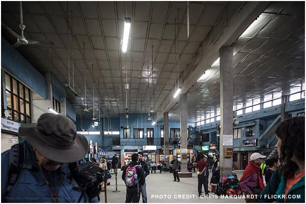 3- مطار تريبهوفان الدولي – نيبال
