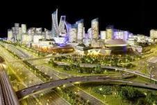 دبي تبني أول مدينة يمكن التحكم في درجة حرارتها