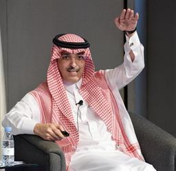 """""""الجدعان"""": لا ضرائب على الشركات السعودية ولا المواطنين حتى 2020"""