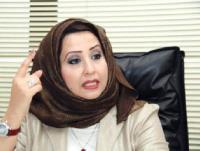 وزيرة الشؤون ذكرى الرشيدي