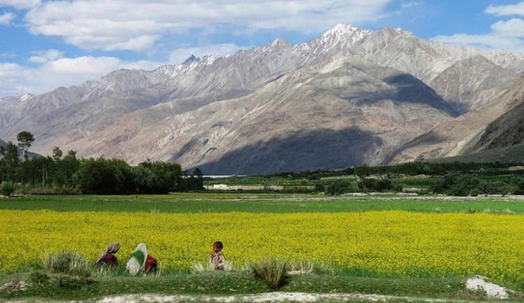 متنزه واخان الوطني(أفغانستان):