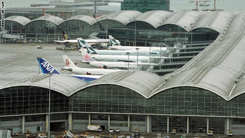 5. مطار هونج كونج الدولي