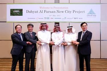 التحالف الكوري السعودي يعلن تفاصيل مدينة الـ100 ألف وحدة سكنية بالرياض.. تكلفتها وموقعها ومساحتها