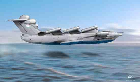 بالصور: سفينة طائرة روسية حاملة للصواريخ..مشروع لم يكتمل بسبب التكاليف الباهظة