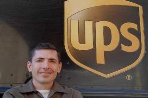 شركة الشحن العالمية UPS