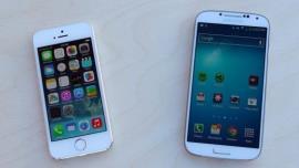 s4 vs iphone 5s