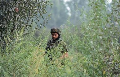ثلاثة قتلى في هجوم للمتمردين في القسم الخاضع للهند من كشمير