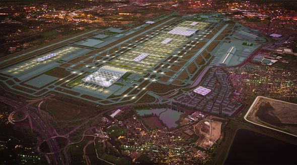 """مطار """"هيثرو"""" في لندن"""