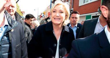 زعيمة اليمين المتطرف الفرنسى مارين لوبان