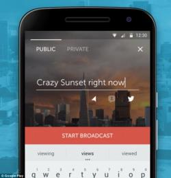 facebook live android
