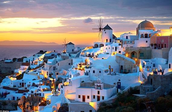"""جزر """"اليونان"""""""