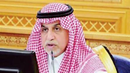 عضو مجلس الشورى الأمير الدكتور خالد بن عبدالله آل سعود