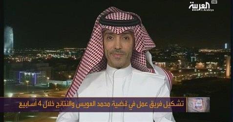 خالد أبو راشد: فريق عمل قضية العويس يثير الاستغراب