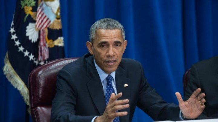 أوباما يعتذر لمنظمة أطباء بلا حدود على قصف مستشفى قندوز بأفغانستان