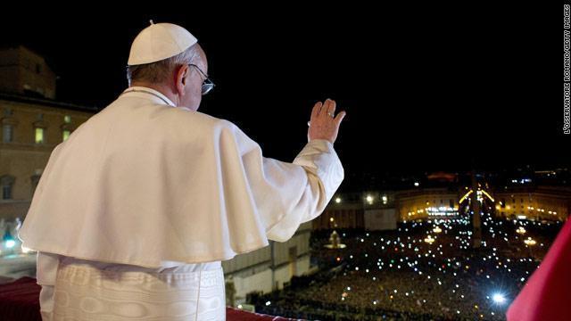 عظة البابا فرنسيس على نية السلام