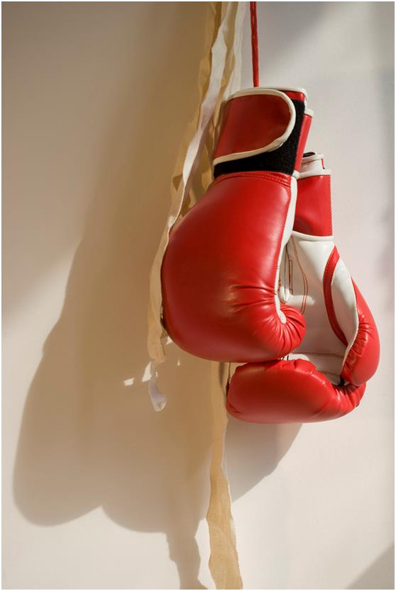 """ويقتني """"أوباما"""" قفازات الملاكمة التي كان يستخدمها الملاكم الشهير """"محمد علي كلاي"""" ."""