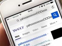 yahoo search iphon