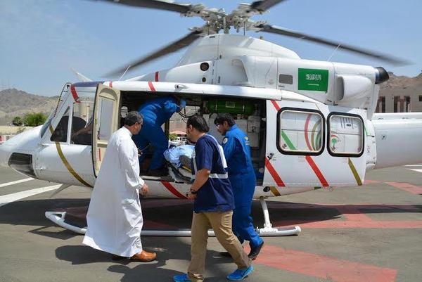 مستشفى النور يُجنّد أطباء وممرضين لتحجيج 30 من مصابي الرافعة